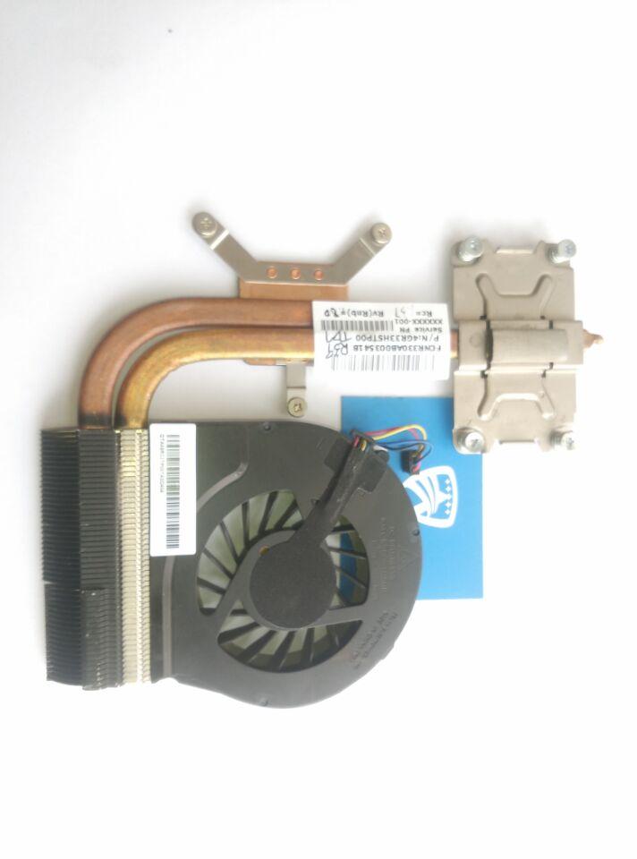 Original for HP pavilion G4 G6 G7 G4-2000 G6-2000 cooling heatsink with fan 683192-001 685479-001 683028-001 683193 680550-001 for proliant ml150 g6 heatsink 509547 001 466501 001 509505 001 well tested