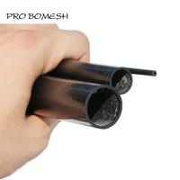 Pro Bomesh 2 Blanks 4.2M 485g 3 Section Carbon Fiber Rod Blank Surf Rod Blank DIY Rod Building Blank Repair Pole