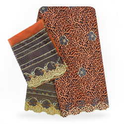 Ostatni bawełna Ankara wosk koronki hafty nigerii przewód gipiury koronki tkaniny afryki wosk gipiury z kamieni na ślub W180806