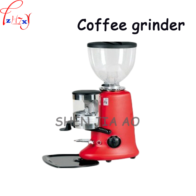 1 pc 200V 350W HC600 Commercial / Household Electric Coffee Grinder Italian Electric Grinder Coffee Grinder xeoleo electric coffee grinder commercial