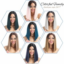 Synthetic Lace Front Wig Lace Wigs  Ombre Hair
