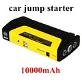 Whole-sales Car JumpStarter 10000mAh Emergency Mobile Power Bank Charge12V Multi-function Petrol/Diesel Car/Motorcycle/Digitals