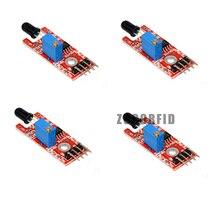 Module for Temperature-Detecting Suitable-For/arduino Ir-Sensor-Detector Flame-Sensor