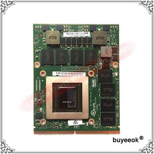 Original New K4100 K4100M N15E-Q3-A2 4G DDR5 Video Card For DELL M6600 M6700 M6800 M4700 M4800 HP 8740 8760 8770 Graphic Card