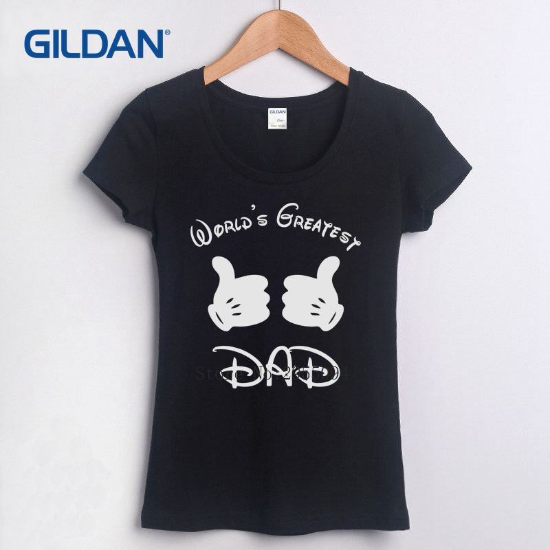 a8cf56cc Papa World Greatest Father Christmas 2018 Buy T Shirt Cheap Custom T Shirt  Cotton Simple Tee Shirt for Women Design Clothes-in T-Shirts from Women's  ...