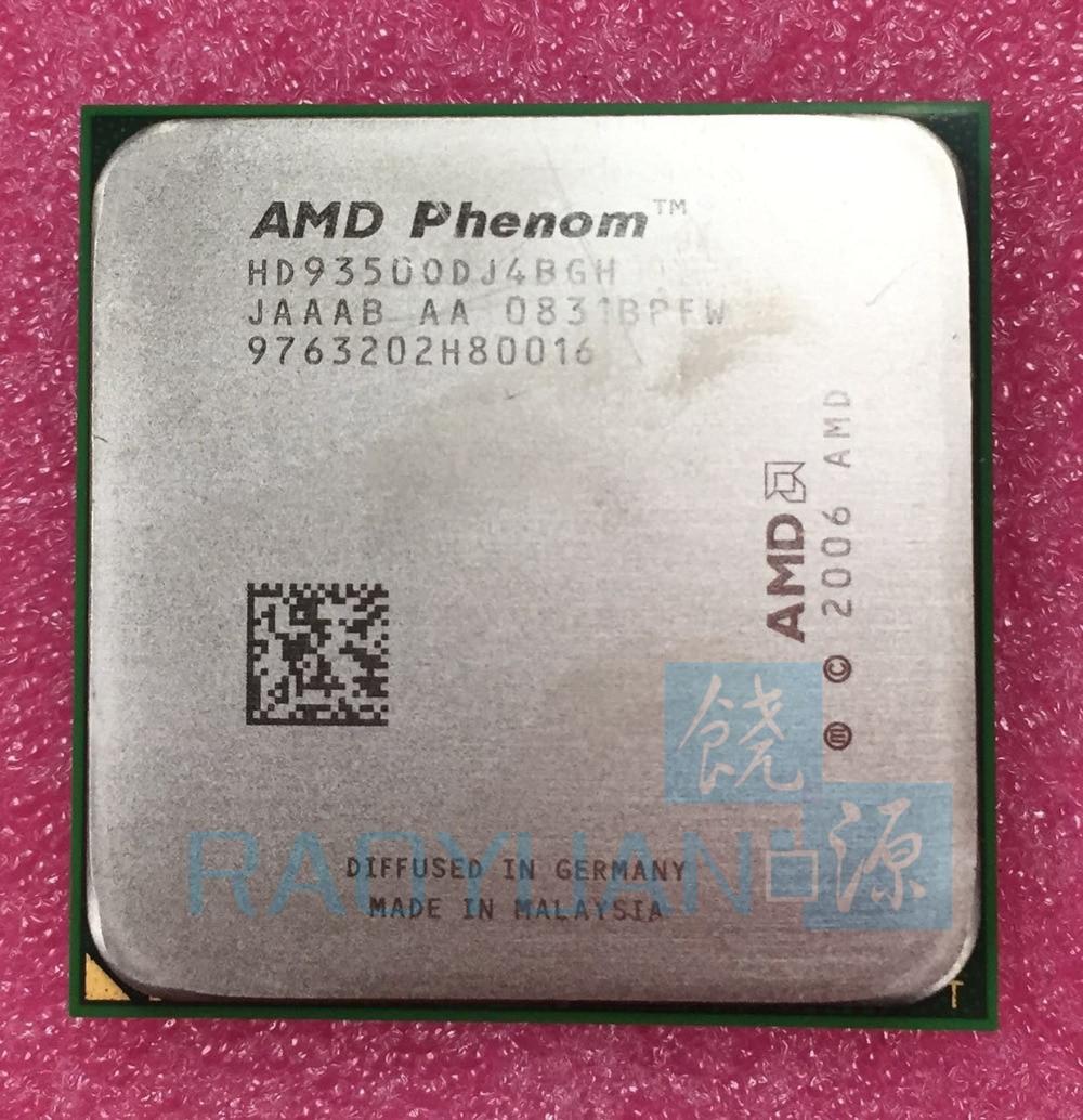 AMD Phenom X4 9350 X4 9350e Quad-Core DeskTop 2GHz CPU HD9350ODJ4BGH Socket AM2+/940pin