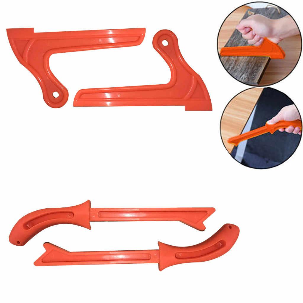 4 Pcs T1 T2 Push Stick Keselamatan Tangan Perlindungan Serbuk Gergaji Kayu Melihat Push Stick Set untuk Pertukangan Kayu Tangan Alat set