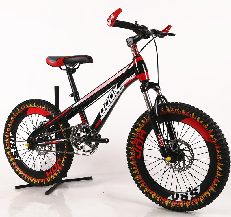 20 inch mountain bike single speed road bicycles dual disc brake ...