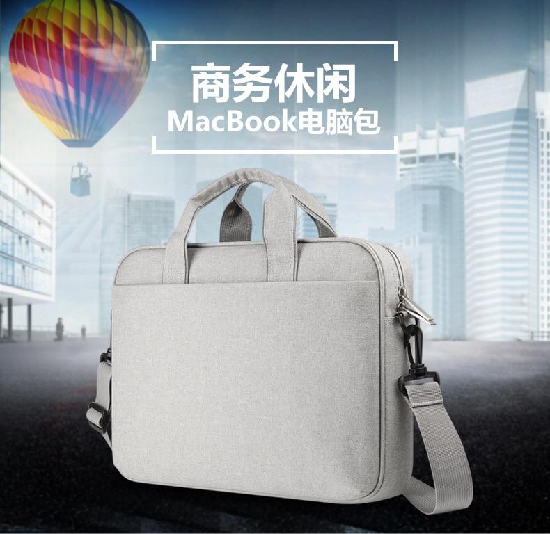 Business Laptop bag Handbags for 13.3 Inch Dell XPS 13 Ultrabook Computer Notebook Fashion Messenger Women Shoulder Bags
