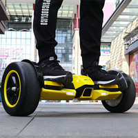 New model 2018 6.5 inch 2 wheel self balancing electric hoverboard with bluetooth & LED