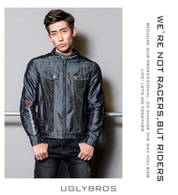 Summer mesh breathable motorcycle jackets uglybros UBJ-105 jackets men's racing suits men's riding jeans jackets
