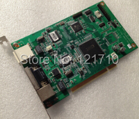 Industrial equipment board PCM DPMP REV.A1 NETWORK INTERFACE CARD