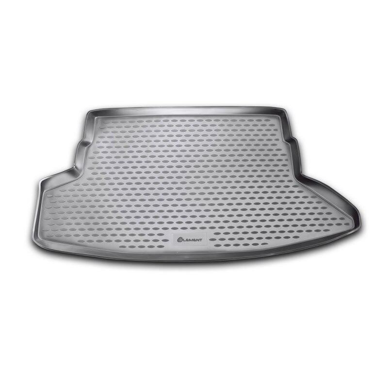For Nissan Juke 2010-2018 Car Trunk Mat Rear Inner Boot Cargo Tray Floor Carpet Car Styling Interior Decoration Accessories