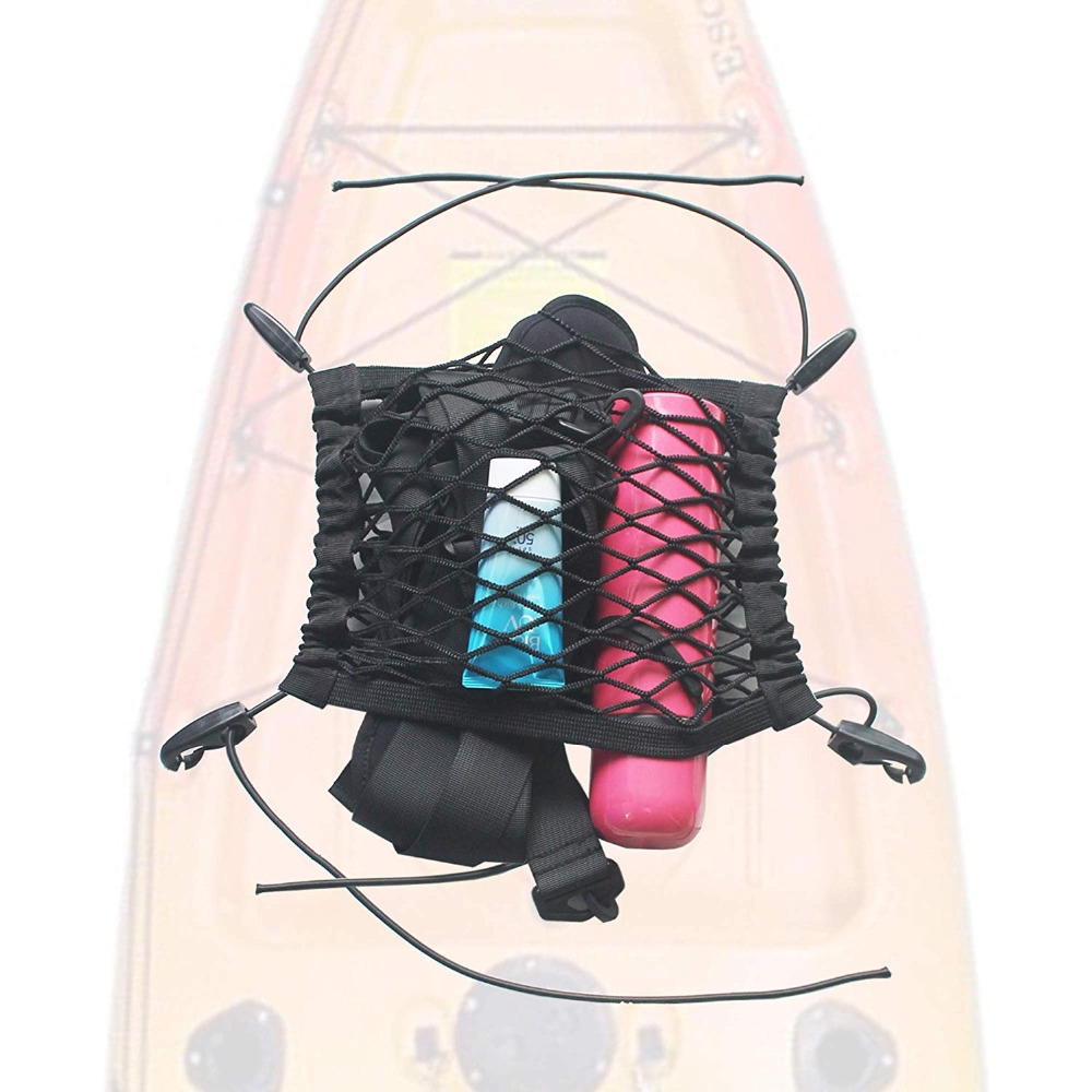 Kayak Mesh Deck Bag Kayak Deck Storage Bag Kayak Deck Pouch Kayak Deck Bag No PAD EYE Only BAG