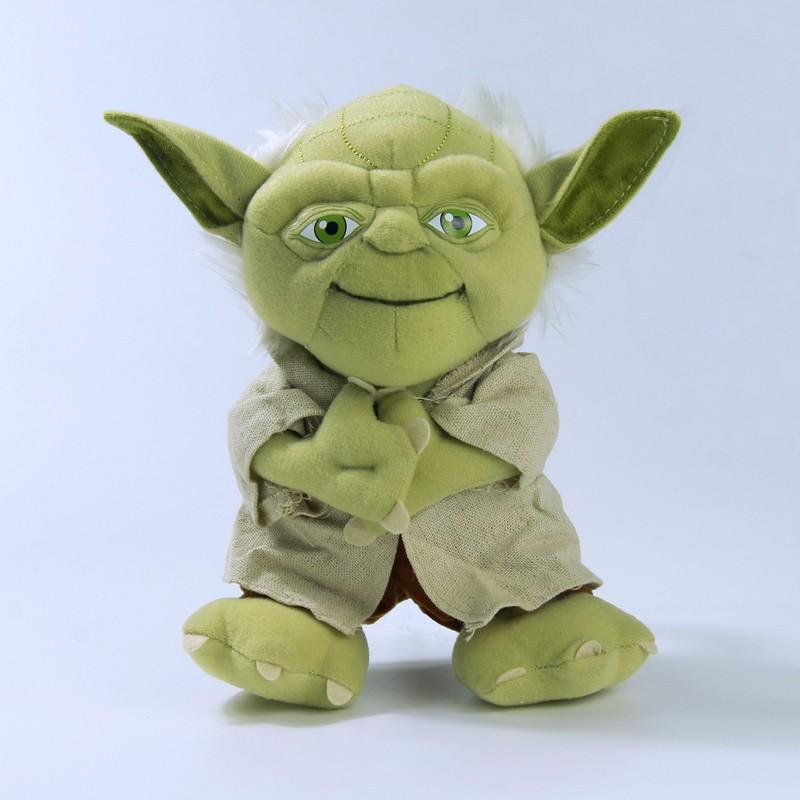 Pelúcia Mestre Yoda Star Wars 1