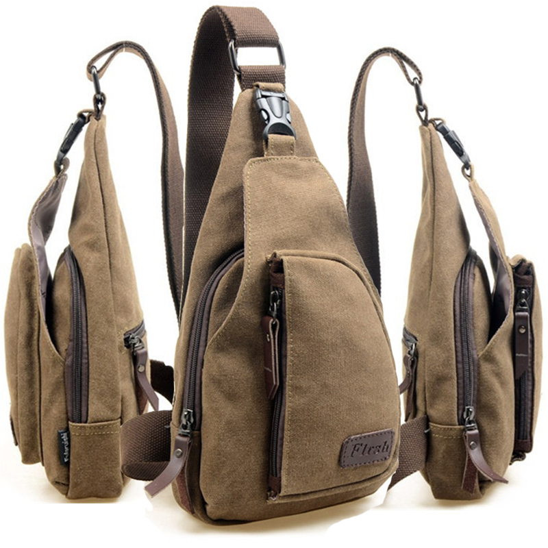 Online Shop US STOCK ! Casual Travel Hiking Military Messenger Bag ...