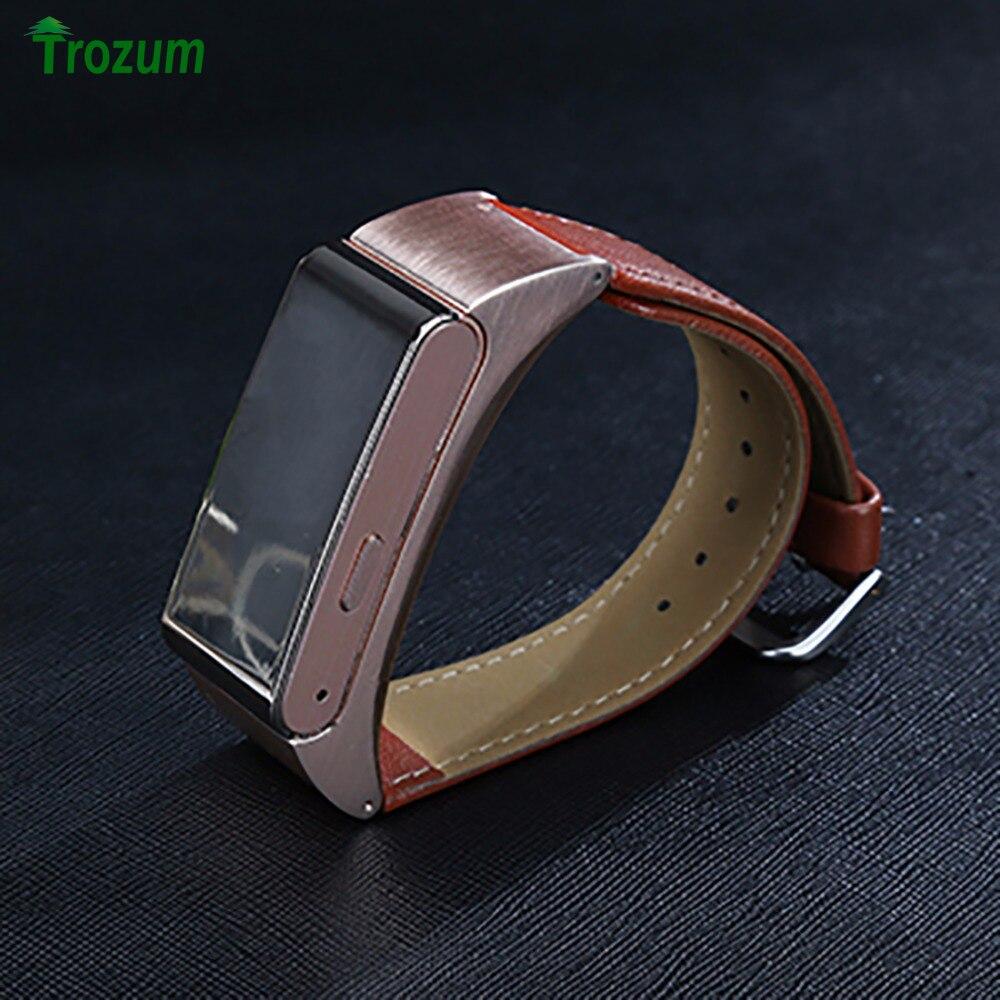 Smart Bracelet Talkband M8 Wireless Bluetooth Headphone Headset Pedometer Wristband Watch for Android iOS PK Xiaomi