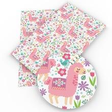Большая распродажа Давид аксессуары 20*34 см цветы искусственная Синтетическая Кожа DIY домашние текстильные украшения швейная сумка с бантом для одежды, 1Yc5065