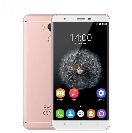 Original Oukitel U15 PRO font b Smartphone b font MT6753 Octa Core 5 5 Inch 3GB