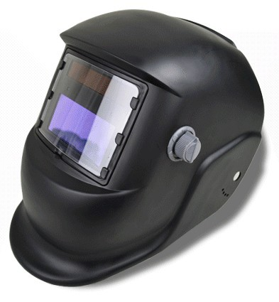 auto darkening welding helmet Automatically become light electric welding helmet gas shield welding mask tig welding newest welding glass anti collision version welding eye protection glass welding helmet pc welding mask