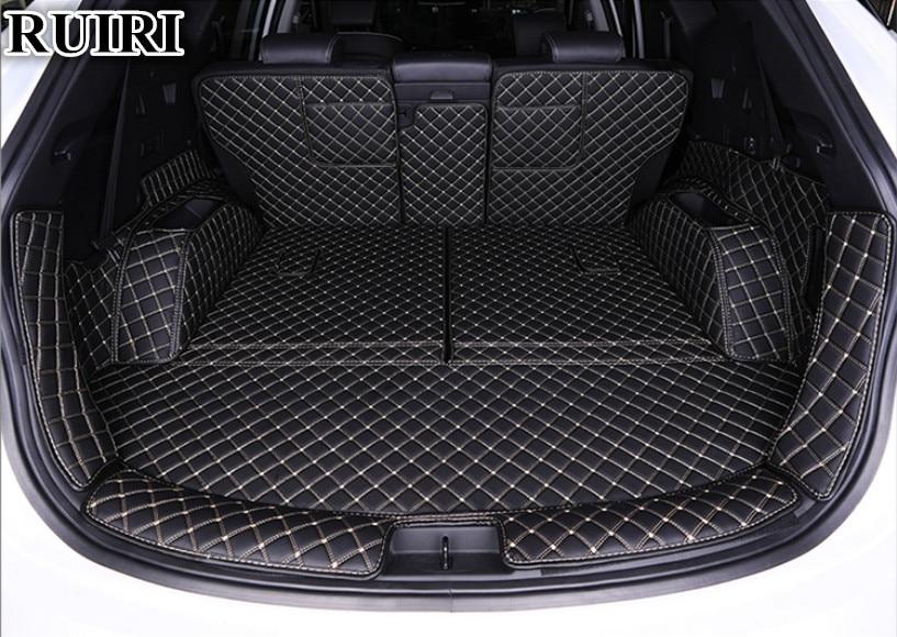 ¡Calidad superior! Esteras especiales para maletero de automóviles - Accesorios de interior de coche