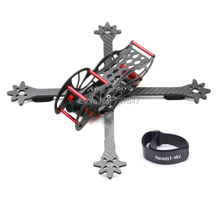 Big-Headed Ant 250 250mm Carbon Fiber Mini Quadcopter Frame 4 Axis Mulitcopter RC for QAV250 Martian GoPro Hero Session C carbon fiber 12a qav250 quadcopter frame