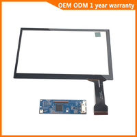7 inch 10 Points Projected Capacitive Touch Panel Multi Touch Screen