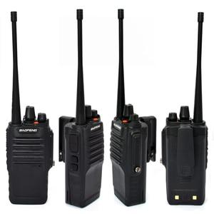 Image 2 - 2 pces baofeng BF 9700 alta potência walkie talkie à prova dbágua bf 9700 de longa distância woki toki rádio profissional uhf comunicador 10 km