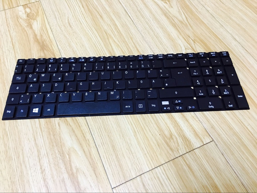 New notebook laptop keyboard for Acer Aspire E15 E5 511 E5 511G E5 511P E5 521 E5 521G E5 721 GR