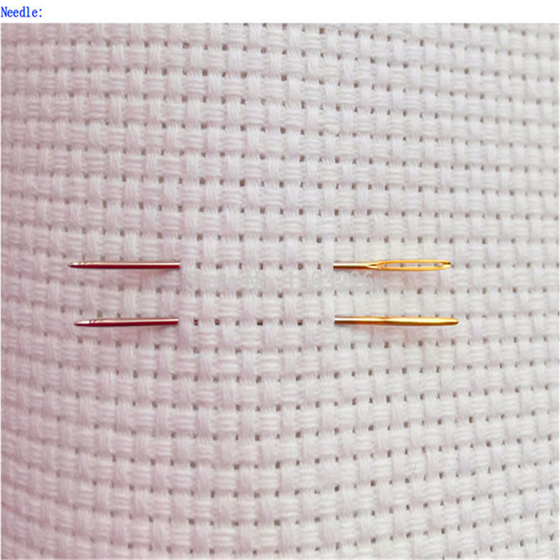 Paisaje DMC punto de cruz patrones para pase hilo dental kits de ...