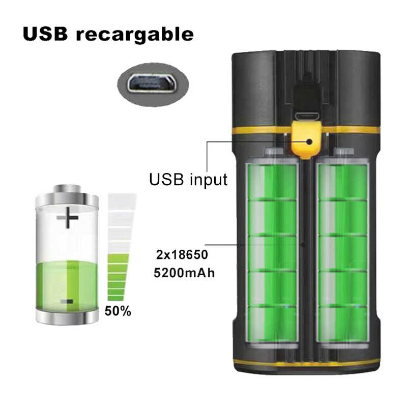 6000лм велосипедный светильник 2x XML-L2 светодиодный велосипедный светильник с USB перезаряжаемой батареей велосипедный передний светильник + крепление на руль