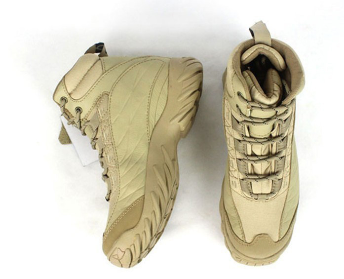 b3cb87d1bf Men s outdoors military desert boots tactical boots combat botas taticas  masculinas tactical man shoes army tan boots-in Ankle Boots from Shoes on  ...