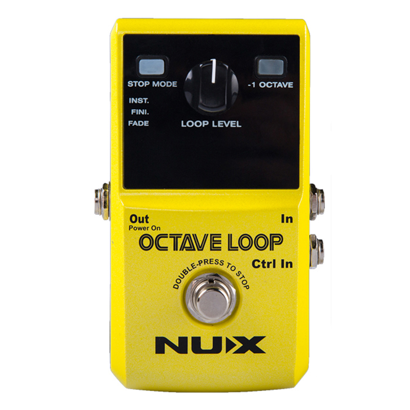 NUX High Quality Guitar Pedal Effects Chorus Low Noise/ Overdrive/ High Gain/ Simulator Guitar Effect Pedal Guitar Accessories