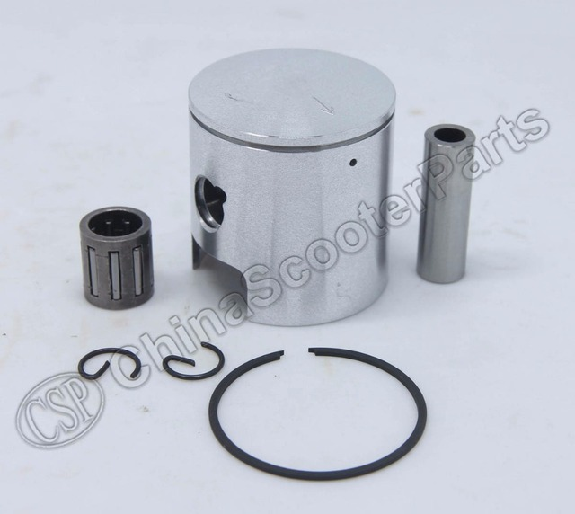 39.5mm 10mm 39CC to 46CC B1 Blata Replica Piston Ring Kit  Pocket Bike Water Cooled Racing Bikes Parts