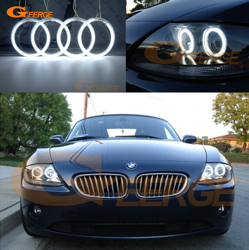 For BMW Z4 E85 E86 2002 2003 2004 2005 2006 2007 2008 Excellent angel eyes Ultra bright illumination CCFL Angel Eyes kit kingsun performa control arms lower camber kit for bmw e36 e46 1992 2005 e85 e86 2003 2008 m3 z4 rear adjustabl