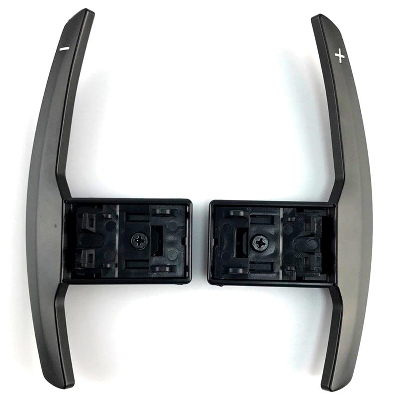 Palette au Volant Extension manette de vitesse pour BMW F20 F22 F31 F34 F35 F30 F32 F10 F18 F11 F07 F12 F02 F15 F16 F25 ACCESSOIRES De Voiture