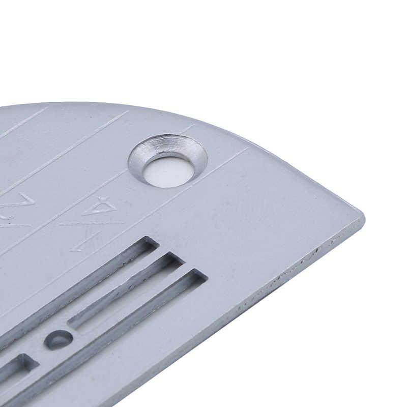 1 قطعة 6 أحجام لوحة الإبرة لآلة الخياطة إبرة لوحة الصناعية لأخيه جوكي المغني الخ 6 سنتيمتر X 4 سنتيمتر