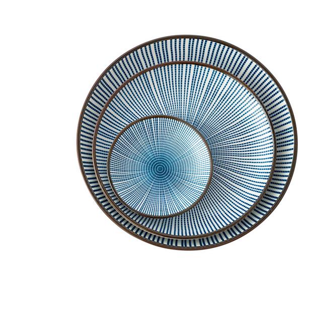 Round Shaped Ceramic Plate