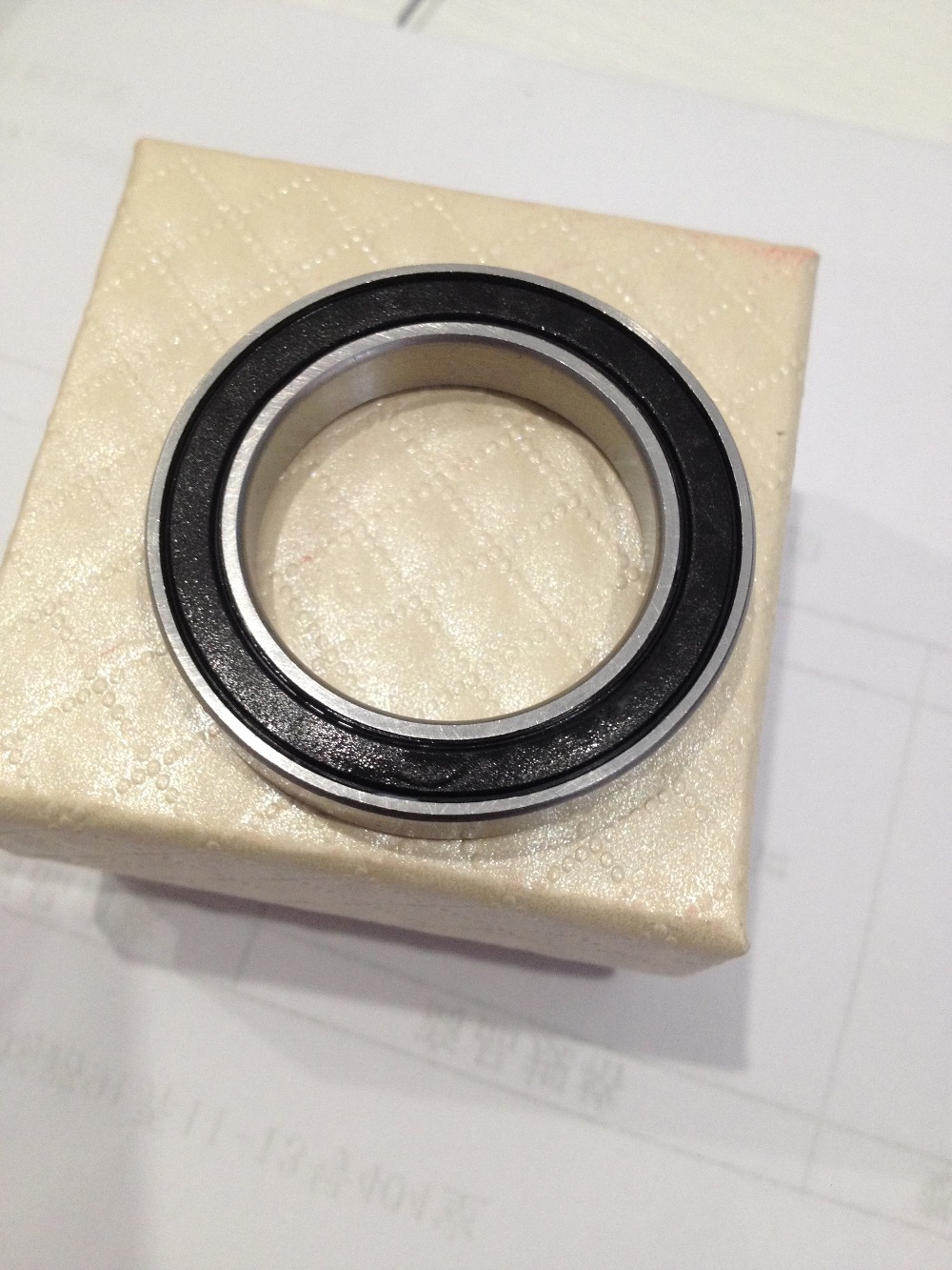 Hollowtech(HT2) bottom bracket bearing 6805N-2RS(25*37*6 mm, stainless ceramic) shimano hollowtech ii в беларуси