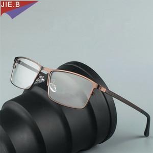 Image 3 - 2019 New Transition Sunglasses Photochromic Reading Glasses Men Women Presbyopia Eyewear  Anti scratch Coating Lens +1.0 To +5.0