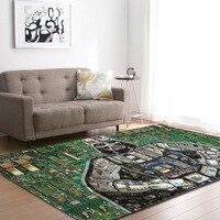 Home decor Living room bedroom printing carpet bedroom room corridor large rectangular area yoga mat modern outdoor floor carpet