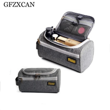 High-quality cosmetic storage bag can be used for men and women travel essential toiletries Oxford waterproof