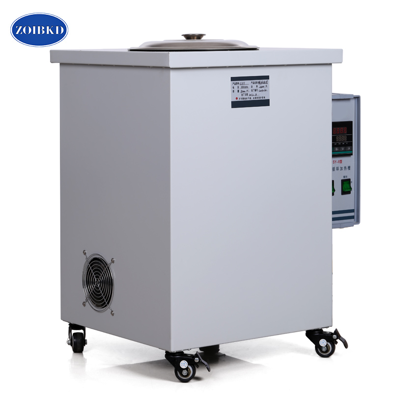 ZOIBKD Lab Equipment GYY -10L Series High Temperature Thermostatic Circulating Oil Bath ZOIBKD Lab Equipment GYY -10L Series High Temperature Thermostatic Circulating Oil Bath