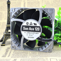 Computer Water Cooling Fan 12038 12CM 12V 4A Strong Breeze Big Air Volume Violent Fan