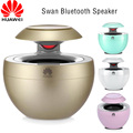 Original huawei altavoz bluetooth subwoofer altavoces canto del cisne am08 manos libres portátil mini wireless mp3 player 4.0