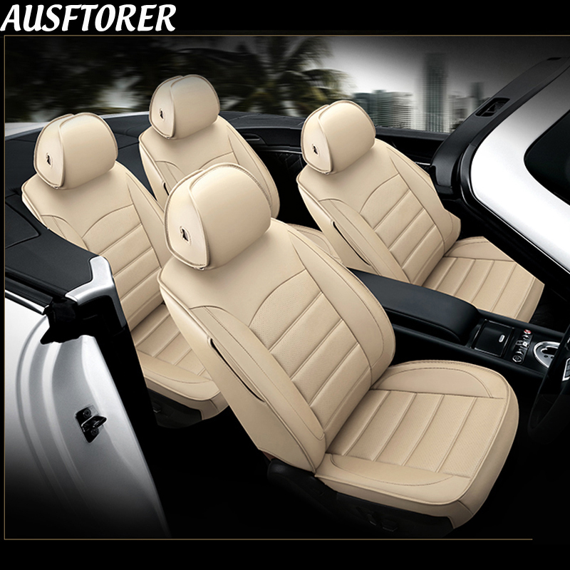Sensational Us 312 0 35 Off Ausftorer Cowhide Cover Seat For Lexus Ct200H Automobiles Seat Covers Sets Leather Car Seats Cushion Supports Accessories 15Pcs In Pdpeps Interior Chair Design Pdpepsorg