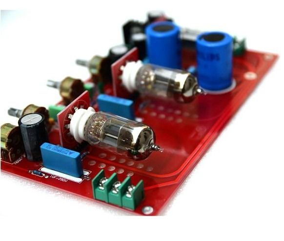 6N2 6N6 6N11 6H23 6DJ8 6922 6N4 Tone Tube Preamp tube ecc189 hifi diy ecc88 e88cc 6922 6dj8 6n11