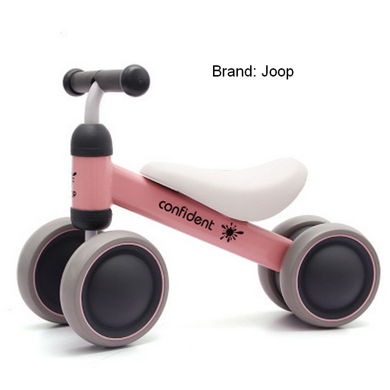 HOT Brand Children Balance Bikes Scooter Baby Walker Infant 1-3years Scooter without Foot Pedal Driving Bike Gift for Infant