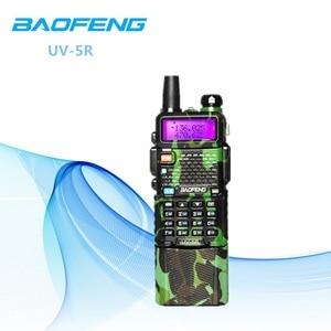 Baofeng Camouflage UV-5R Trans