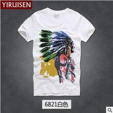 High quality fashion for men T-shirt round neck T-shirt men's casual shirt 100% cotton short sleeve t-shirt plus size S-XXXL